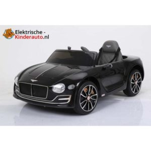 Bentley EXP12 kinderauto Zwart