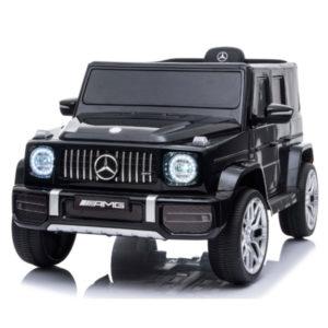 Mercedes G63 AMG Kinderauto Zwart 1