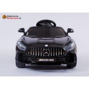 Mercedes GTR AMG kinderauto Zwart