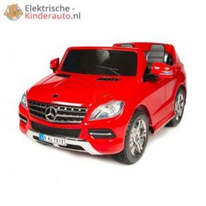 Mercedes 350 CDI kinderauto Rood