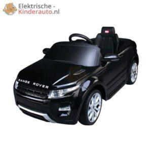 Range Rover Evoque Kinderauto Zwart