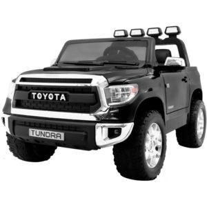Toyota tundra kinderauto zwart 13