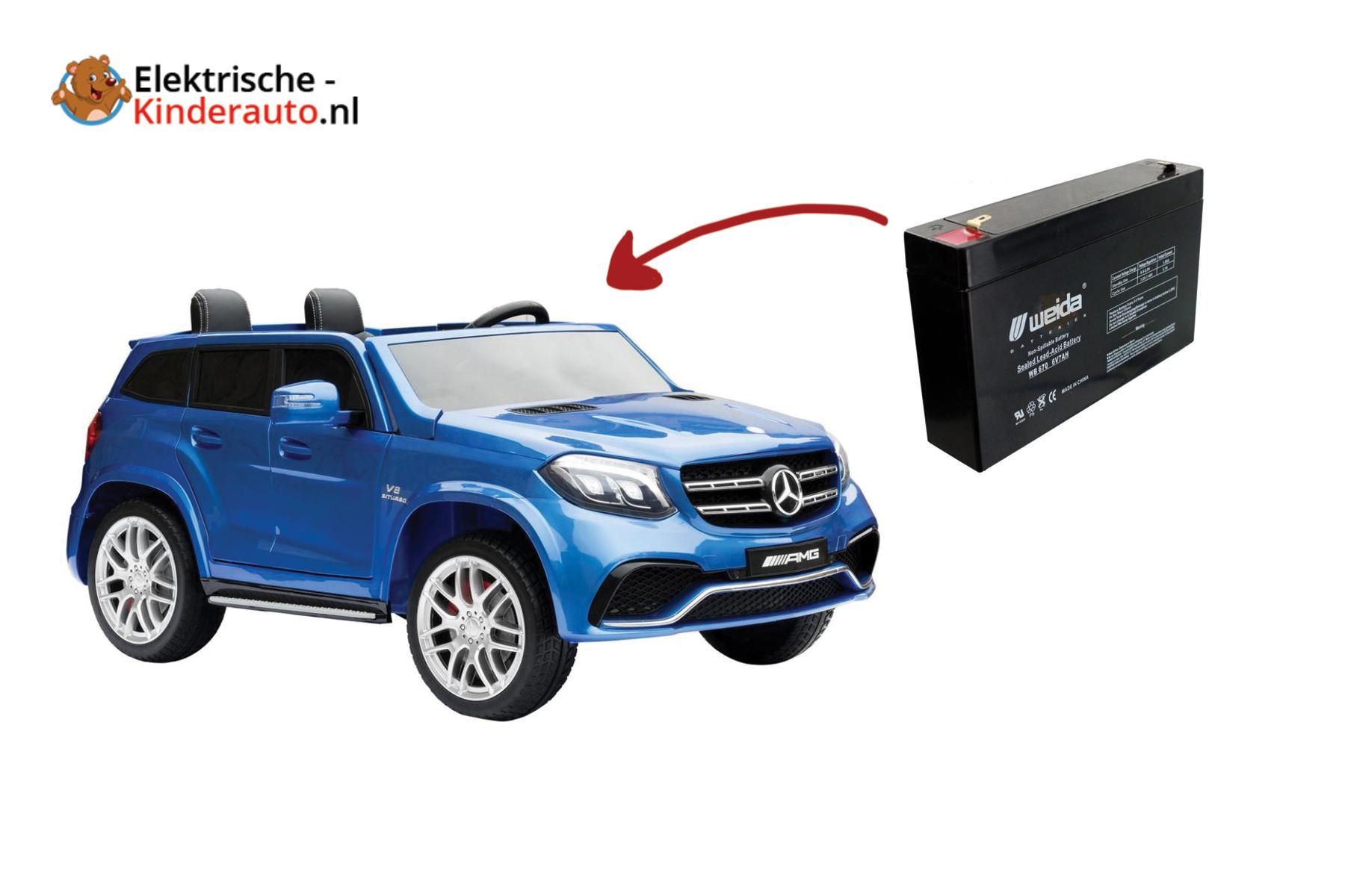 afstandsbediening speelgoed auto bmw x6 kwijt