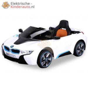 BMW i8 Kinderauto Wit 1