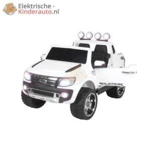 Ford Ranger Kinderauto Wit 1