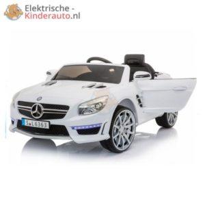 Mercedes SL63 AMG Kinderauto Wit 1