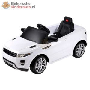 Range Rover Evoque Kinderauto Wit 1