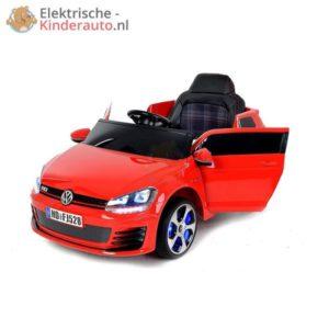 Volkswagen Golf GTI Kinderauto Rood 1